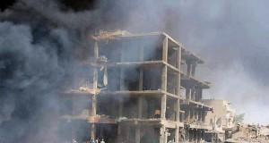 Гибель 44 человек подтвердило агенство Фират. Ранения получили более 100 человек