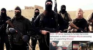 Боевики «оппозиции» назвали ошибкой жестокое убийство ребенка в Алеппо и обвинили Запад (ФОТО, ВИДЕО 18+)