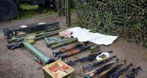 Украина — склад оружия для террористических группировок