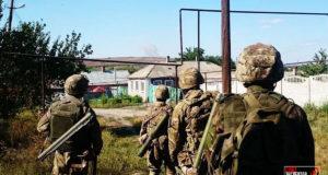Спецназ Украины казнил жителя Донбасса