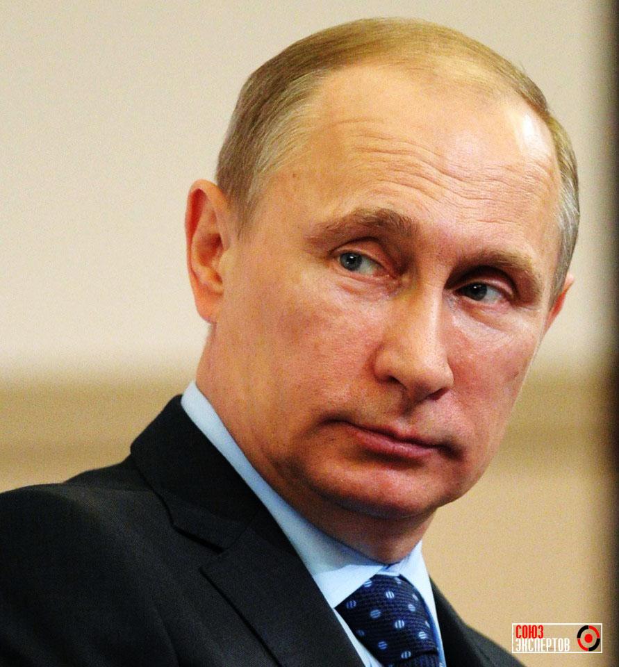 Путиным и Меркель обсуждена ситуация на Украине