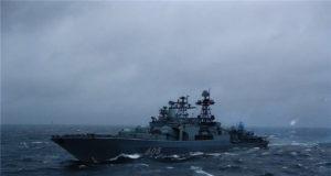 """В Сирию Россия направила """"весь Северный флот"""""""