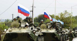 Российские войска покидают Донбасс