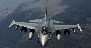 рухнул F-16, разбился, самолет,
