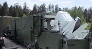 Русский лазер «Пересвет» жжет