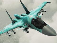 Су-34 захватили F-16
