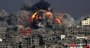 обстрелы по Израилю